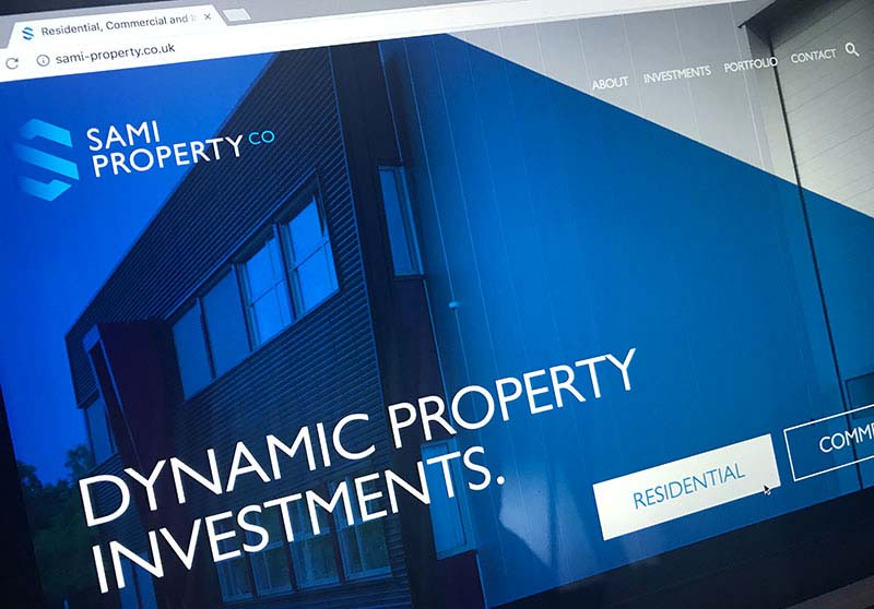 Sami property investment website