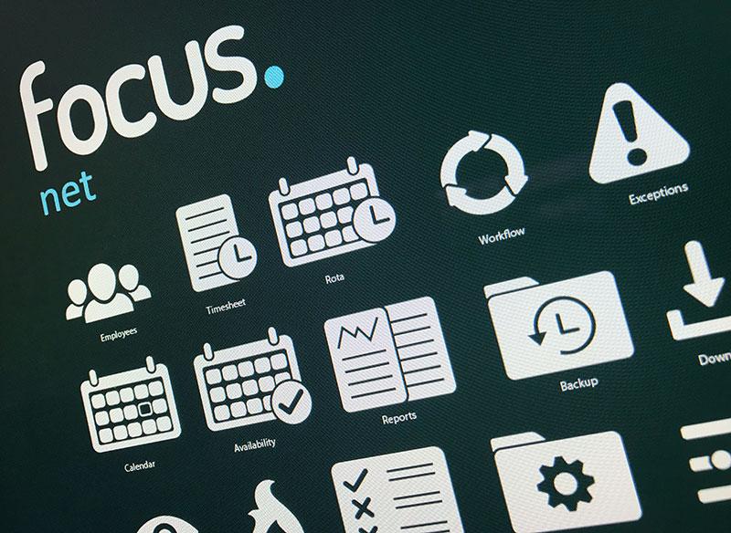 focus app icons